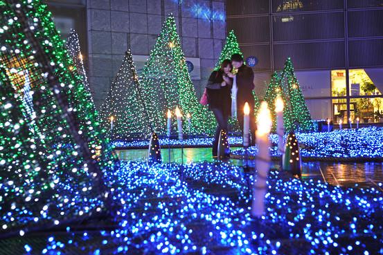 クリスマスデート横浜結婚相談所おみコン2