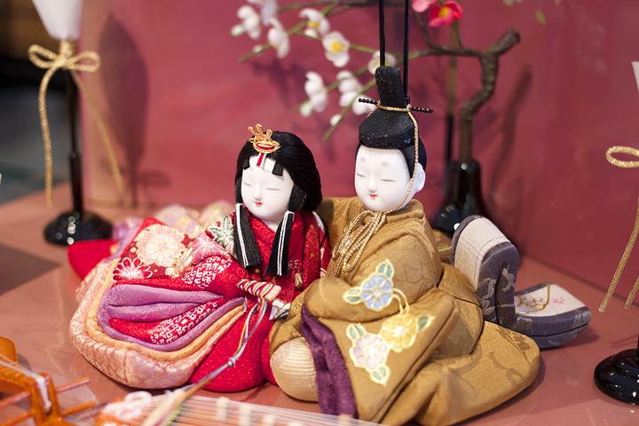 2ひな人形
