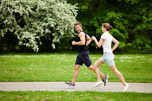 マラソンカップル2